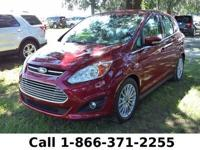 2013 Ford C-max Hybrid SEL Features: Keyless Entry -