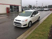 Check out this gently-used 2013 Ford C-Max Hybrid we