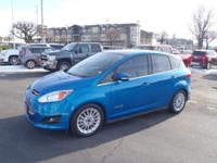 Treat yourself to this 2013 Ford C-MAX Hybrid SEL,