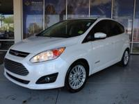 C-Max Hybrid SEL. CARFAX One-Owner. Clean CARFAX.