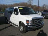 Exterior Color: oxford white, Body: Cargo Van, Engine:
