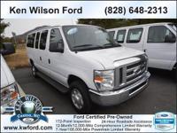 Exterior Color: oxford white, Body: Passenger Van,