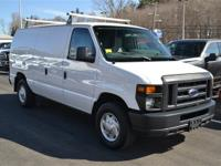 Body Style: Van Engine: 8 Cyl. Exterior Color: White