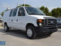 You're looking at a 2013 Ford E-250 Commercial in
