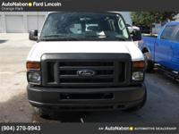 2013 Ford Econoline Cargo Van Our Location is: