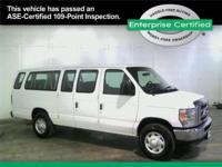 MP3 (Single Disc), 15-Passenger Seating, Steel Wheels,