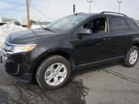 2013 Ford Edge 4dr Car SEL Our Location is: Liberty