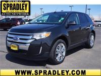 2013 Ford Edge 4dr Car SEL Our Location is: Spradley
