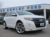 2013 Ford Edge 4dr Car Sport Our Location is: Ed Kenley