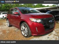2013 Ford Edge Our Location is: AutoNation Ford