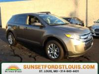 2013 Ford Edge Our Location is: Sunset Ford of Waterloo