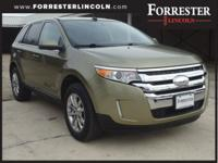 2013 Ford Edge Limited, Ginger Ale, AWD / 4WD, Heated