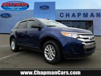New Price! CARFAX One-Owner. Deep Impact Blue Metallic