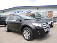 WOW! This Classy 2013 Ford EDGE LIMITED AWD with only