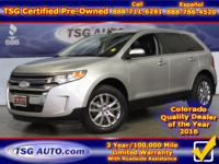 **** JUST IN FOLKS! THIS 2013 FORD EDGE HAS JUST