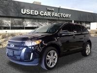 Options:  2013 Ford Edge Limited|Awd Limited 4Dr