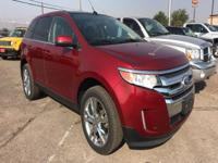 Options:  2013 Ford Edge Limited Awd|This Wonderful Suv