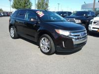 Looking for a clean, well-cared for 2013 Ford Edge?