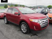 2013 Ford Edge Limited Williamsport area. INCLUDES