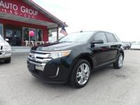 Options:  2013 Ford Edge Our 2013 Ford Edge Limited Awd