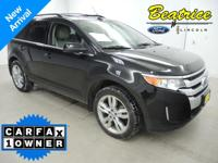 AWD, CarFax One Owner! Back-up Camera, Bluetooth,