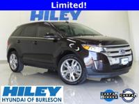 2013 Ford Edge Limited 3.5L V6 AWD. Automatic. Leather.