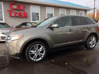**One Owner 2013 Ford Edge** Clean Carfax History