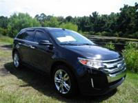 This 2013 Ford Edge is Equipped With Standard features