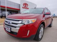 Recent Arrival! Clean CARFAX. Ruby Red Metallic 2013
