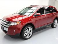 2013 Ford Edge with Drivers Entry Package,3.5L V6