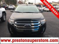 Options:  2013 Ford Edge Limited|Black|*Loaded!* *2013