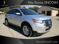 This is a very nice 1 owner 2013 Ford Edge Ltd that