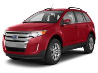 Options:  2013 Ford Edge Limited|2 Years Maintenance