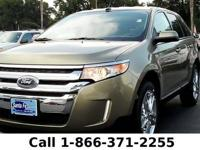 2013 Ford Edge Limited Features: Sony Sound System -