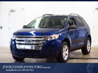 Exterior Color: deep impact blue metallic, Body: SUV,