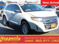 Clean CARFAX. CARFAX One-Owner. This 2013 Ford Edge SE