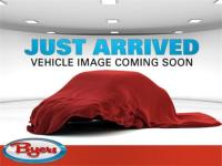 Recent Arrival! **CARFAX ONE OWNER**, **LOCAL TRADE**,