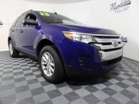 New Price! 2013 Ford Edge Slate Metallic Odometer is