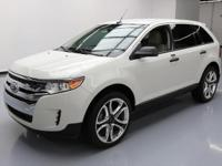 2013 Ford Edge with 3.5L V6 Engine,Cloth Seats,Cruise
