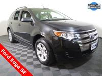 2013 Ford Edge SE with a 2.0L EcoBoost Engine. Cloth