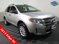 2013 Ford Edge SE with a 3.5L V6 Engine. Cloth