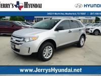 This outstanding example of a 2013 Ford Edge SE is