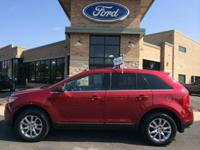 -Carfax One Owner- This Ruby Red Tri-Coat Metallic 2013