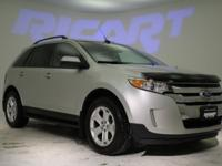 2013 Ford Edge SEL and MotorTrend Certified. Edge SEL,