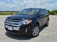 This very clean, one owner Ford Edge SEL FWD comes