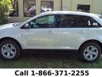 2013 Ford Edge SEL Features: Keyless Entry - Tinted