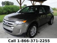 2013 Ford Edge SEL Features: Leather Seats - Folding