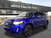 Options:  2013 Ford Edge Sel|Awd Sel 4Dr