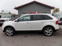 Options:  2013 Ford Edge Navigation! Moonroof! Heated