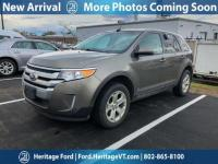 Slate Metallic 2013 Ford Edge SEL AWD 6-Speed Automatic